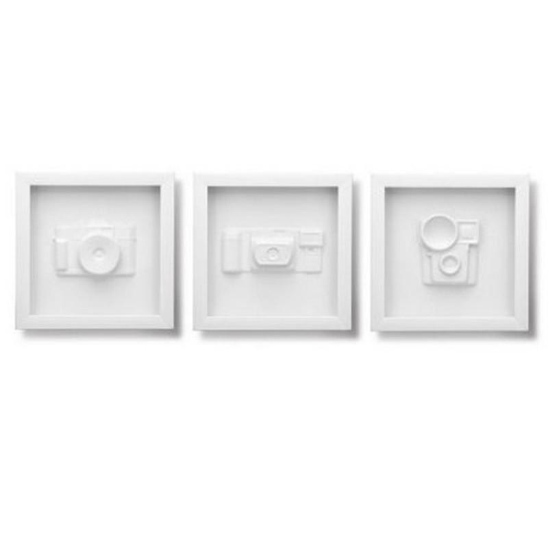 Câmeras Retrô - Quadro