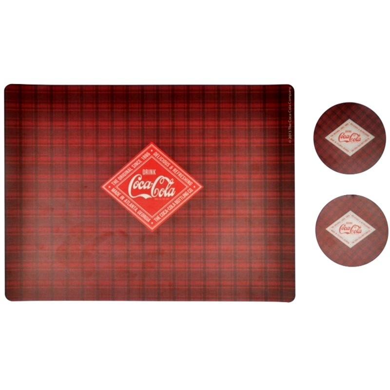 Xadrez Coca-Cola - Jogo Americano