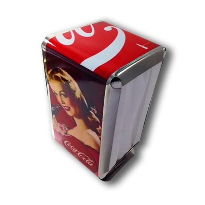 Coca - Cola - Porta Guardanapos