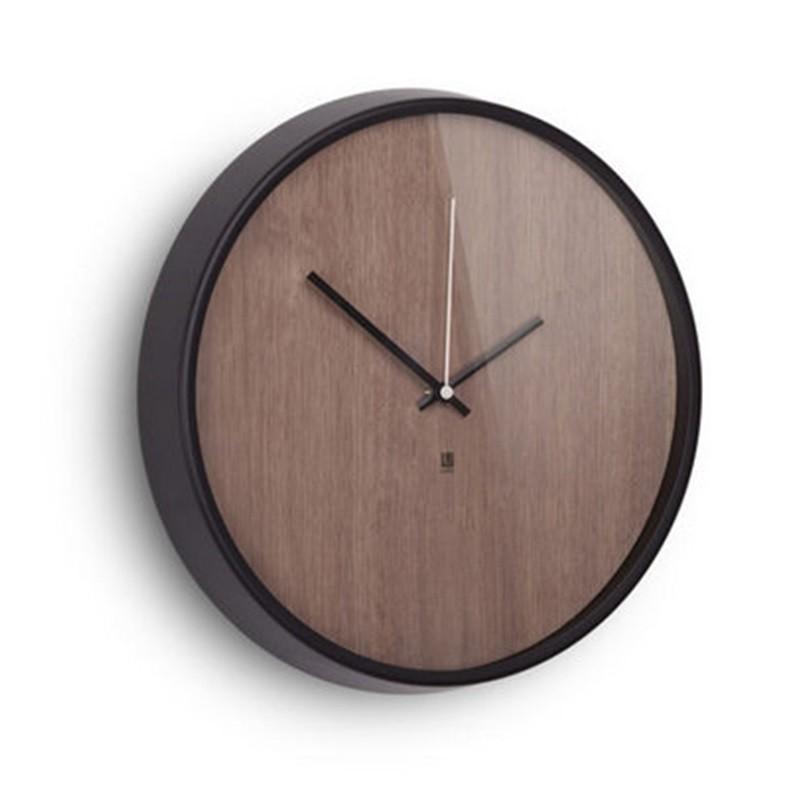 3c8d65f43d7 Madeira - Relógio - Azzurium Decorações e Presentes Criativos