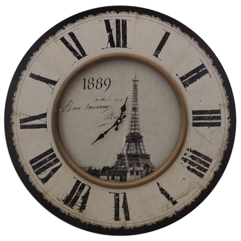 Paris 1889 - Relógios Retrô