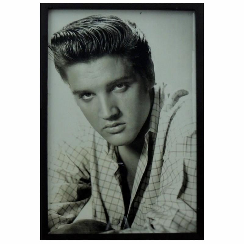 Elvis - Quadros Retrô