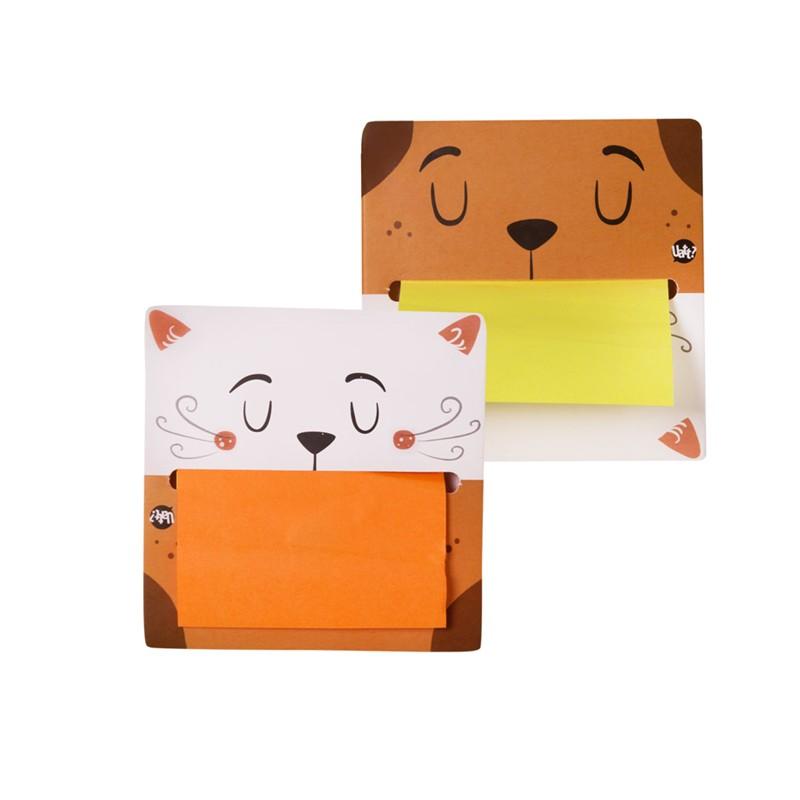 Miau - Bloco de Sticker
