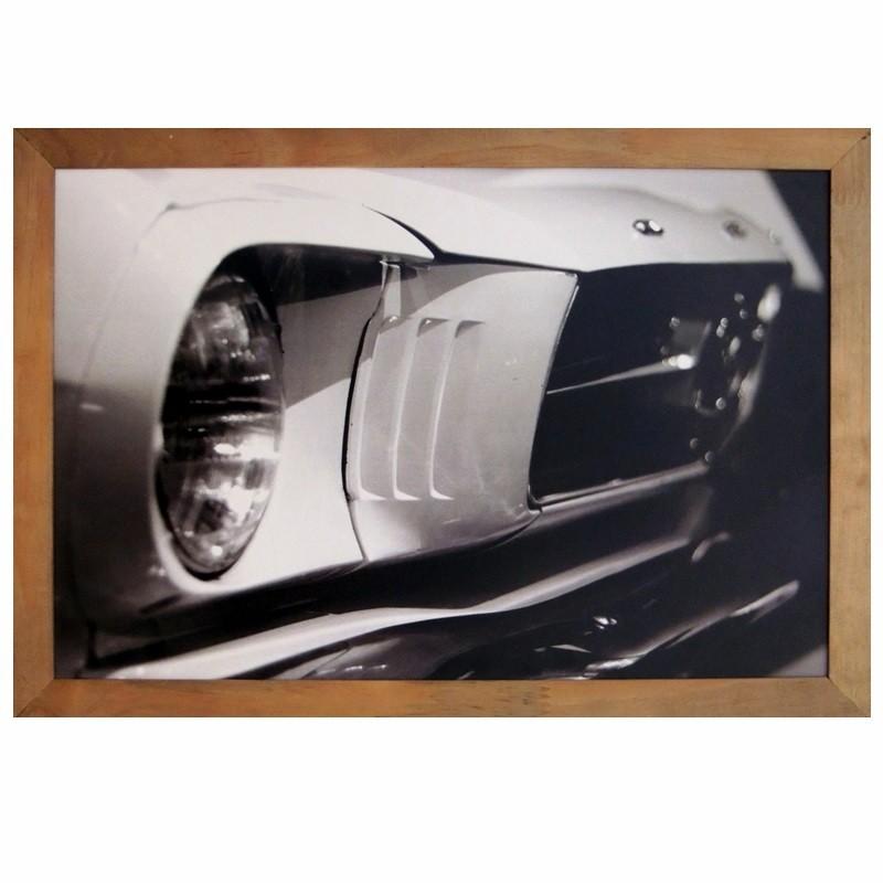 Carro Antigo- Quadros Retrô