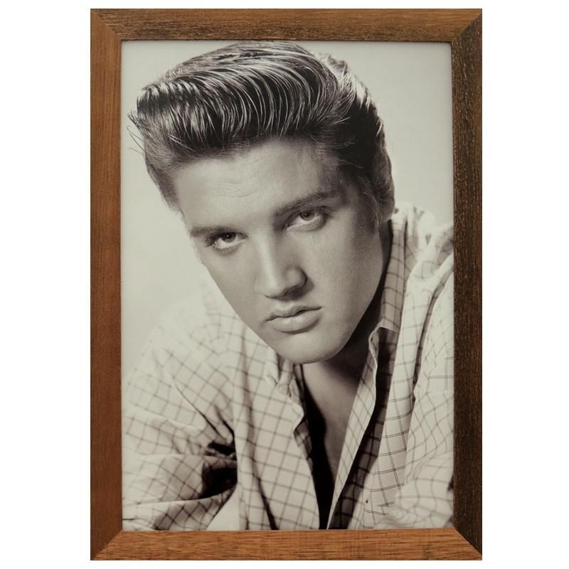 Elvis- Quadros Retrô 2