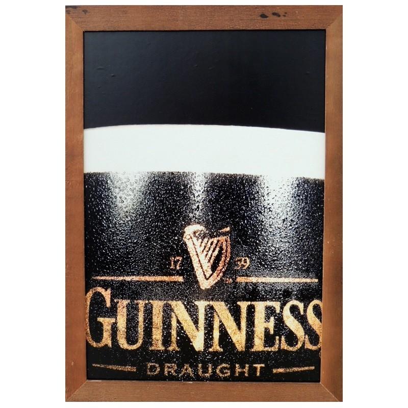 Guinness - Quadros Retrô
