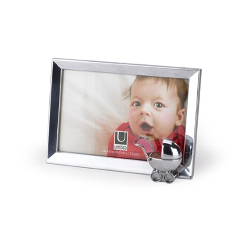 Bebê - Porta Retrato 3D