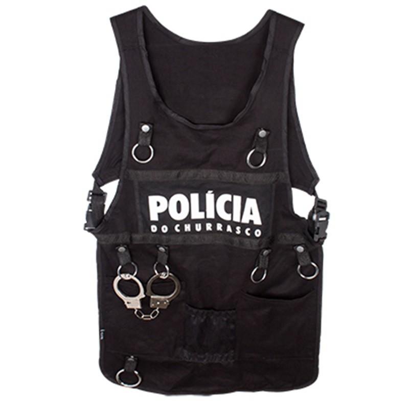 Avental - Policial