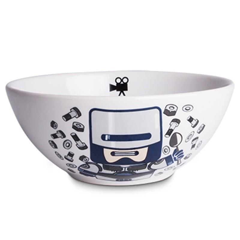 Robô Cereal - Tigela