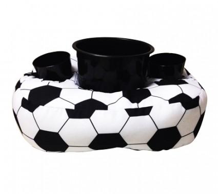 Almofada Porta Pipoca - Futebol
