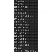 Aeroportos - Quadros Grandes