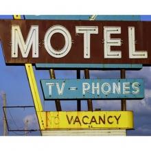 Motel  - Tv- Quadros