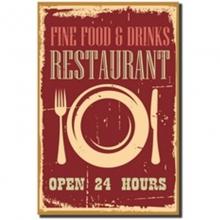 Restaurant Fine Food- Quadros