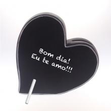 Coração - Lousa - Cofre