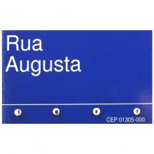Rua Augusta -  Porta Chaves