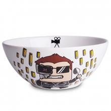 Hasta La vista Sono e Exterminador de Cereais - Kit Caneca + Bowl