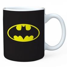 Caneca Logo Batman - DC COMICS