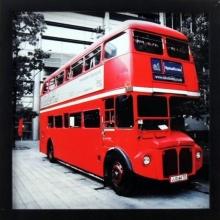 Routemaster - Ônibus Londrino - Quadro