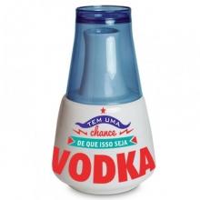Vodka... Só que não! - Moringa