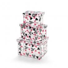 Kit Caixas - Garotas - Organizadores
