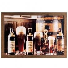 Cerveja Alemã- Quadros Retrô