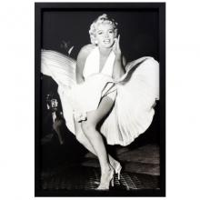 Marilyn Monroe - Quadros Retrô 2