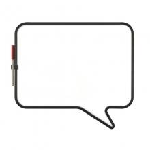 Painel de Recados - Balão de Conversa