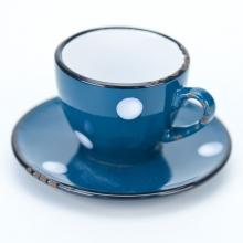 Xícara de Café - Bolinhas