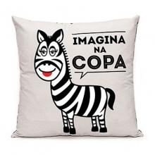 Imagina na Copa - Almofada