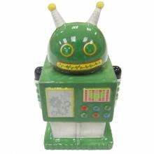 Robô Verde - Cofre