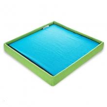 Banco Bau Verde e Azul