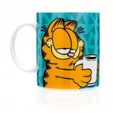 Garfield - Kit Caneca + Tigela