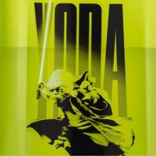 Mestre Yoda  - Caneco congelável Star Wars Força