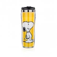 Snoopy & Woodstock - Copo Para Viagem