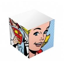Bloco de Anotação - DC Comics