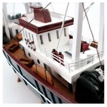 Barco de Pesca - Miniatura