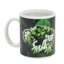 Hulk Smash - Caneca Termossensível