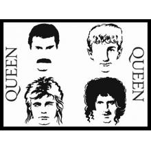 Queen - Poster com Moldura