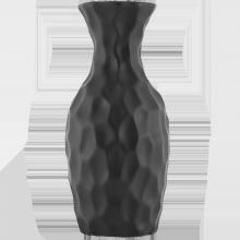 Curvas Faium - Mini Vaso Em Cerâmica