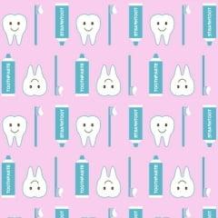 Tricoline Dentes DX3312-2 Rosa