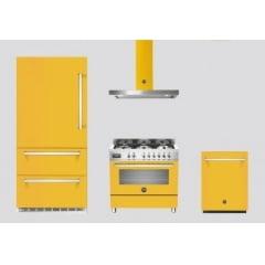 Refrigerador de Embutir Porta Revertível 400L  Liebherr 127V