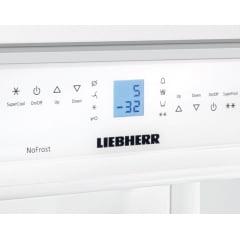 Refrigerador de Embutir Porta Revertível 1104L Liebherr 127 V