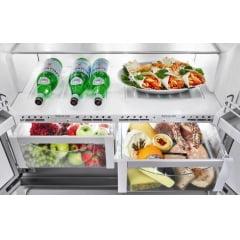 Refrigerador de Embutir Porta Revertível 400 L LIEBHERR 127 V