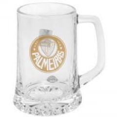 Caneca Maxim 280ml Palmeiras Logo Ouro