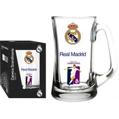 Caneca Scandinavia 355ml Real Madrid Jogador