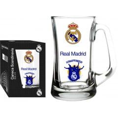 Caneca Scandinavia 355ml Real Madrid Torcida