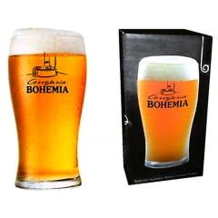 Copo Cerveja Cervejaria Bohemia 340ml