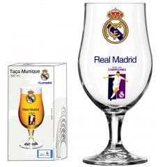 Taça Munique 380ml Real Madrid Jogador