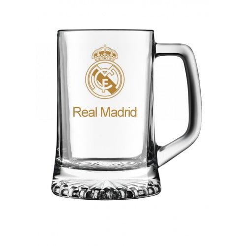 Caneca Personalizada Real Madrid Logo
