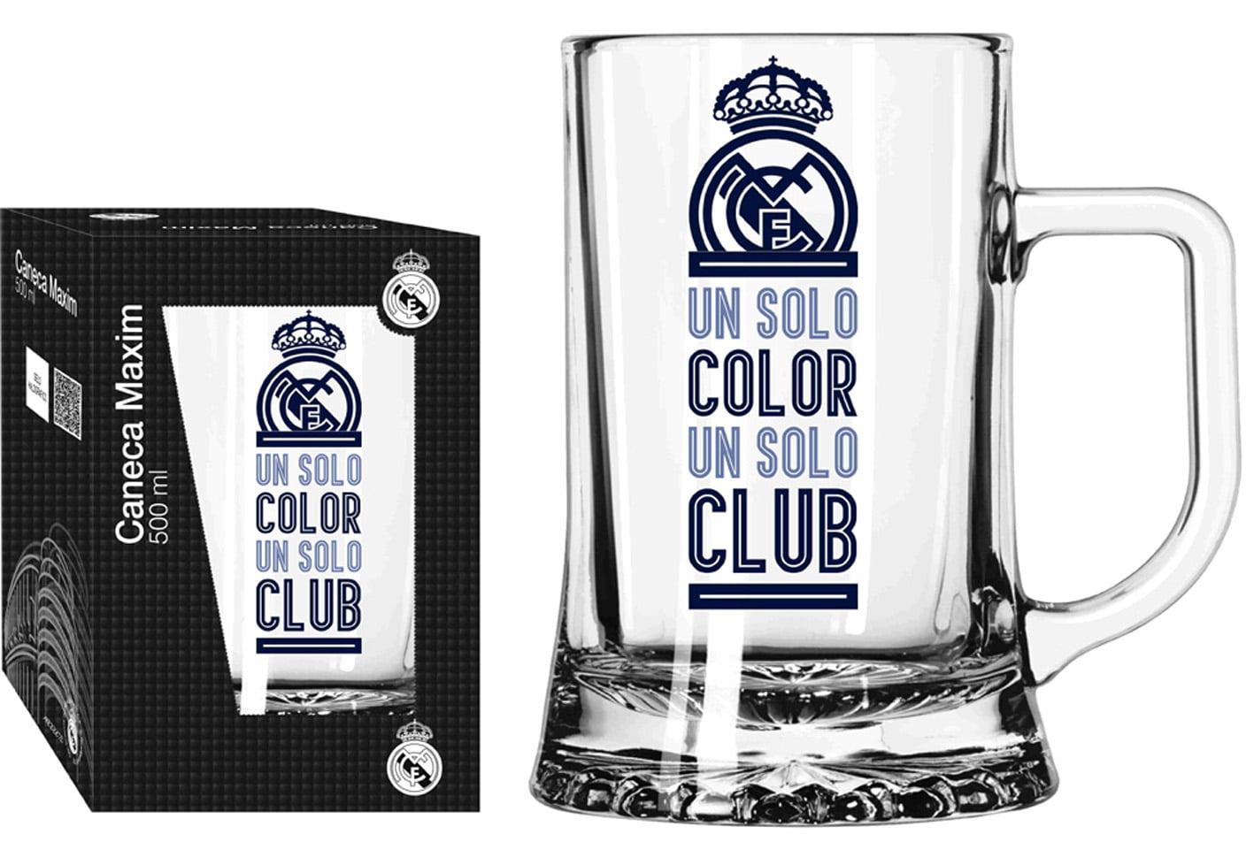 Caneca Personalizada Real Madrid Club